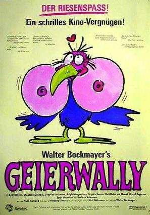 Geierwally - German poster (thumbnail)