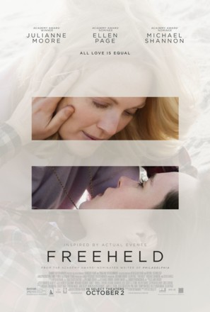 Freeheld - Movie Poster (thumbnail)