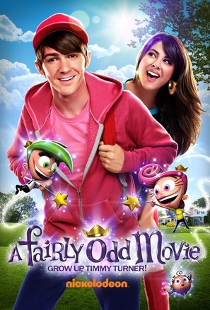 A Fairly Odd Movie: Grow Up, Timmy Turner! - Movie Poster (thumbnail)