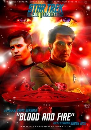"""Star Trek: New Voyages"" - poster (thumbnail)"