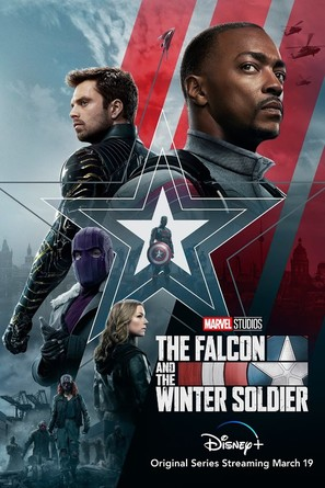 """The Falcon and the Winter Soldier"" - Movie Poster (thumbnail)"