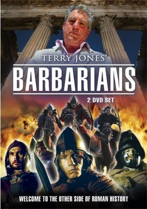 """Barbarians"" - DVD movie cover (thumbnail)"