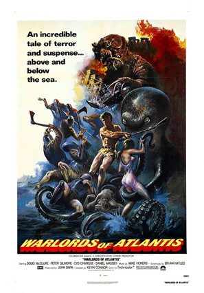 Warlords of Atlantis - Movie Poster (thumbnail)