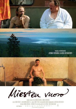 Miesten vuoro - Finnish Movie Poster (thumbnail)