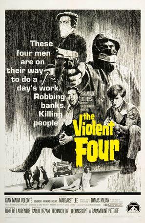 Banditi a Milano - Movie Poster (thumbnail)