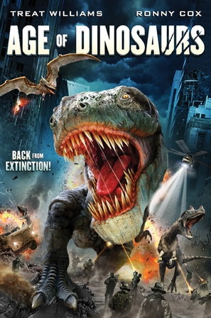 Age of Dinosaurs - DVD movie cover (thumbnail)