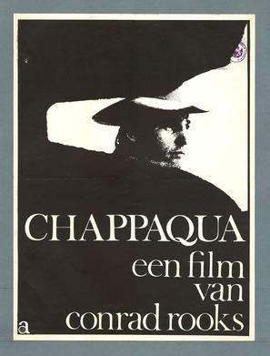 Chappaqua - Dutch Movie Poster (thumbnail)