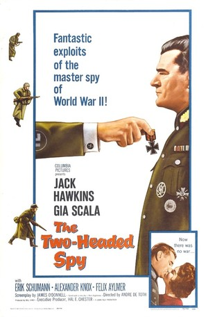 The Two-Headed Spy - Movie Poster (thumbnail)