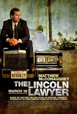 The Lincoln Lawyer - Movie Poster (thumbnail)