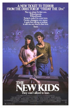 The New Kids - Movie Poster (thumbnail)