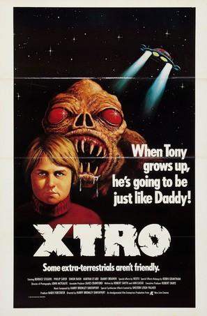 Xtro - Movie Poster (thumbnail)