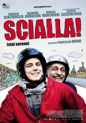 Scialla - Italian Movie Poster (thumbnail)