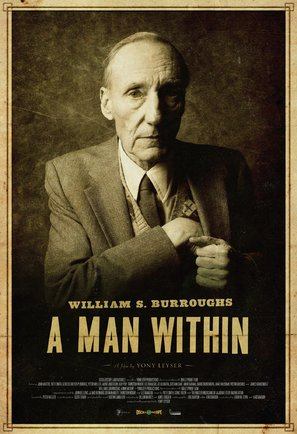 William S. Burroughs: A Man Within - Movie Poster (thumbnail)