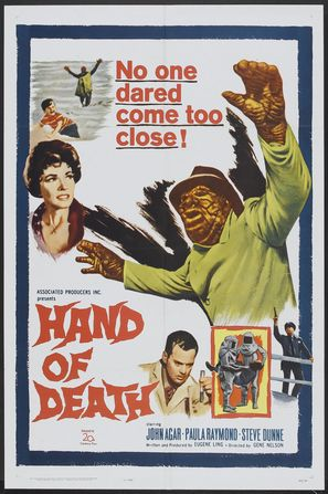 Hand of Death - Movie Poster (thumbnail)