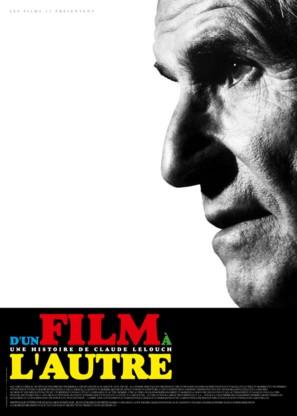 D'un film à l'autre - French Movie Poster (thumbnail)