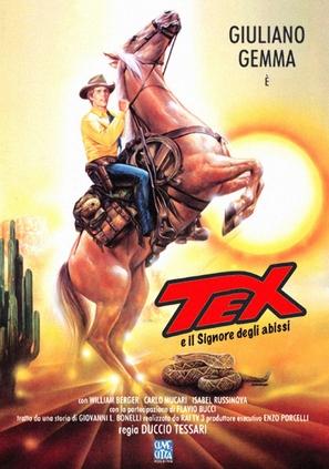 Tex e il signore degli abissi