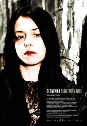 Slovenka - Slovenian Movie Poster (thumbnail)