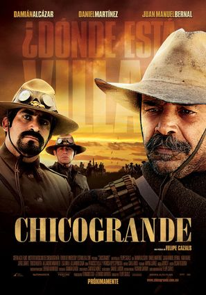 Chicogrande - Mexican Movie Poster (thumbnail)