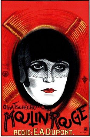 Moulin Rouge - Dutch Movie Poster (thumbnail)