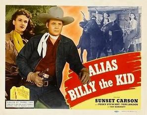 Alias Billy the Kid - Movie Poster (thumbnail)
