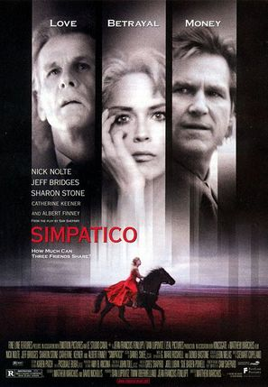 Simpatico - Movie Poster (thumbnail)