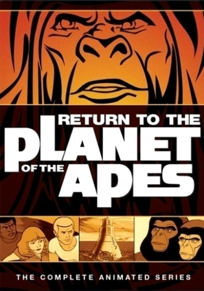 """Return to the Planet of the Apes"" - DVD movie cover (thumbnail)"