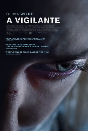 A Vigilante - Movie Poster (thumbnail)
