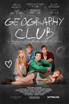 Geography Club - Movie Poster (thumbnail)