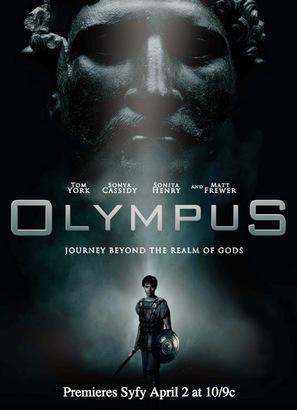 """Olympus"" - Movie Poster (thumbnail)"