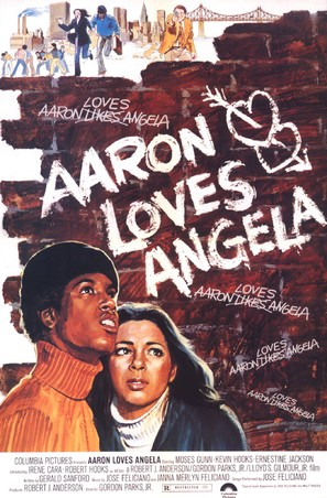 Aaron Loves Angela - Movie Poster (thumbnail)