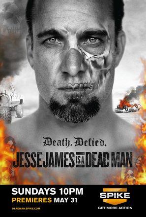 """Jesse James Is a Dead Man"" - Movie Poster (thumbnail)"