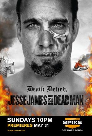 """Jesse James Is a Dead Man"" - Movie Poster (thumbnail)"