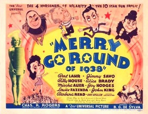 Merry Go Round of 1938 - Movie Poster (thumbnail)