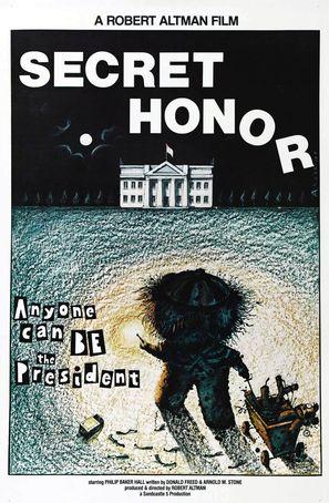 Secret Honor - Movie Poster (thumbnail)
