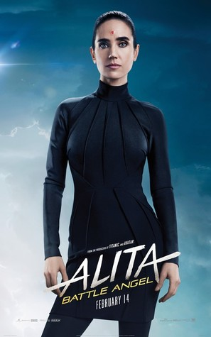 Alita: Battle Angel - Movie Poster (thumbnail)