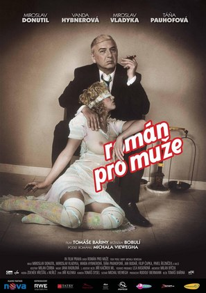 Román pro muze - Czech Movie Poster (thumbnail)