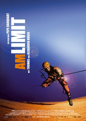 Am Limit - German poster (thumbnail)