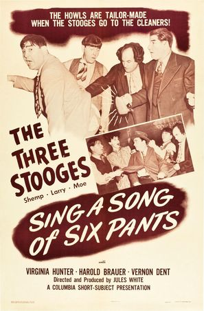 Sing a Song of Six Pants - Movie Poster (thumbnail)