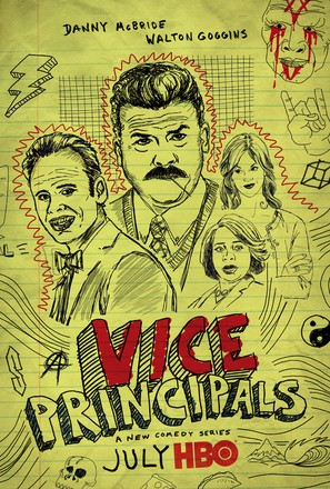 """Vice Principals"" - Movie Poster (thumbnail)"