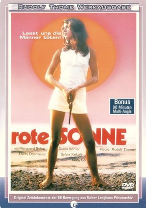 Rote Sonne - German Movie Cover (thumbnail)
