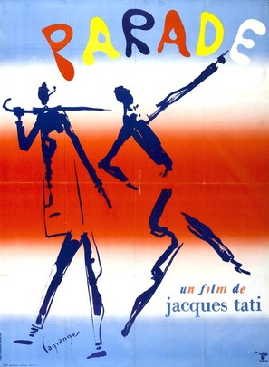 Parade - French Movie Poster (thumbnail)