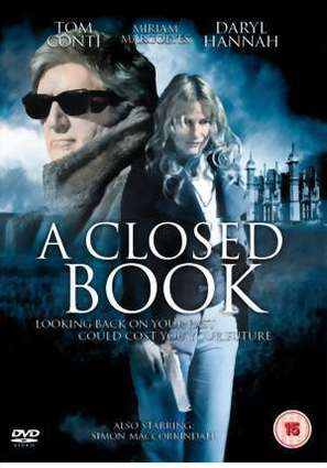 A Closed Book - British Movie Cover (thumbnail)