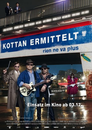 Kottan ermittelt: Rien ne va plus - Austrian Movie Poster (thumbnail)