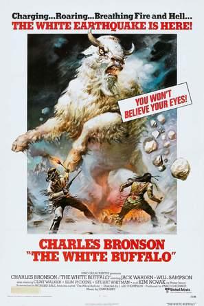 The White Buffalo - Movie Poster (thumbnail)