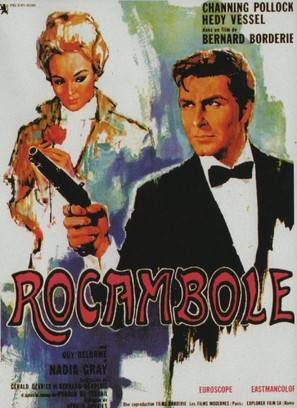 Rocambole - French Movie Poster (thumbnail)