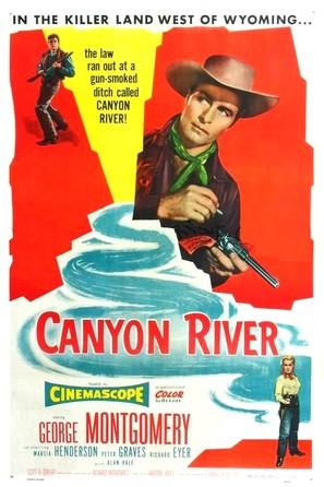 Canyon River - Movie Poster (thumbnail)
