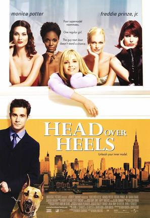 Head Over Heels - Movie Poster (thumbnail)