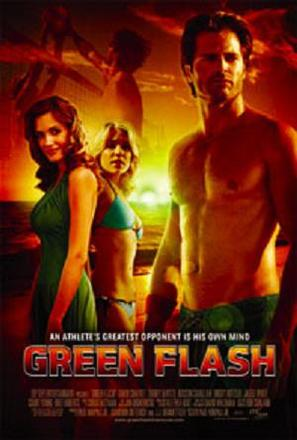 Green Flash - British Movie Poster (thumbnail)