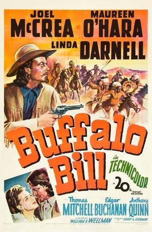Buffalo Bill - Movie Poster (thumbnail)