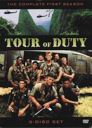 """Tour of Duty"" - DVD movie cover (thumbnail)"